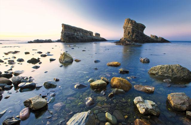 Coastline, Bulgaria