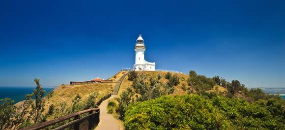 Byron Bay: Lighthouse
