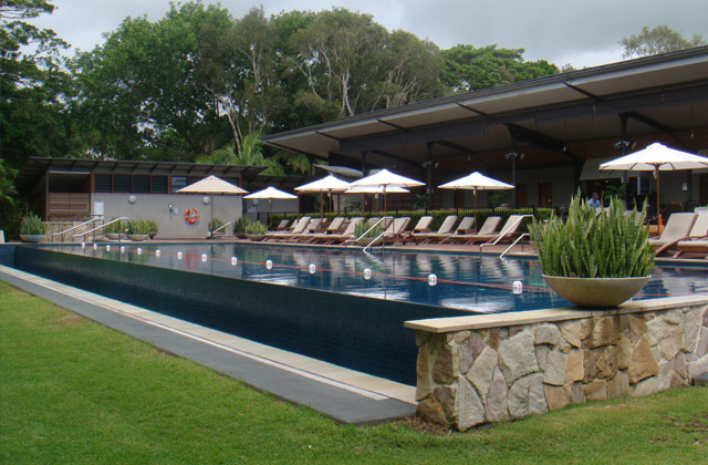 Pool, Byron at Byron Resort | by Flight Centre's Becky Kent-Perchalla