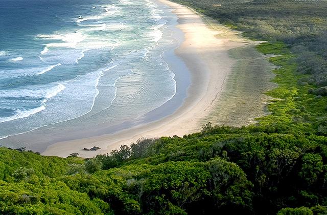 Beautiful Coastline, Byron Bay