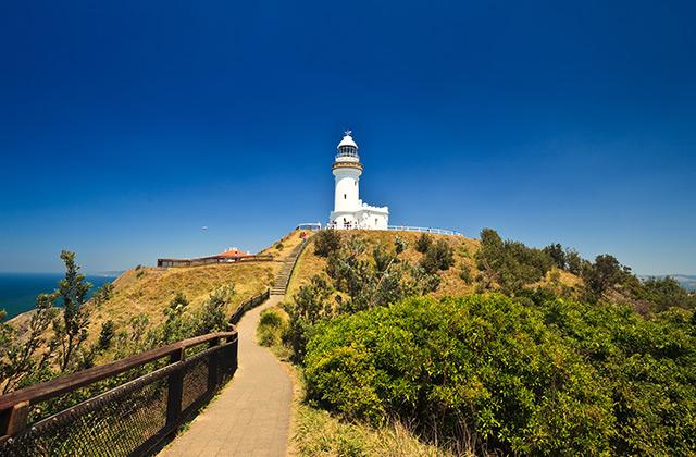Lighthouse, Byron Bay
