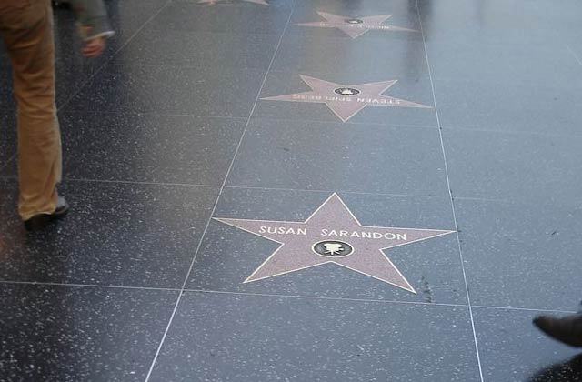 The Hollywood Walk of Fame, Los Angeles | by Flight Centre's Angela Whelan