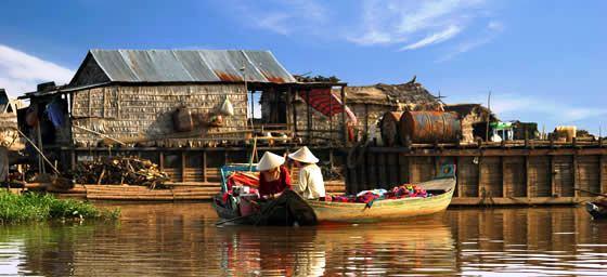 Cambodia: Tonle Lake
