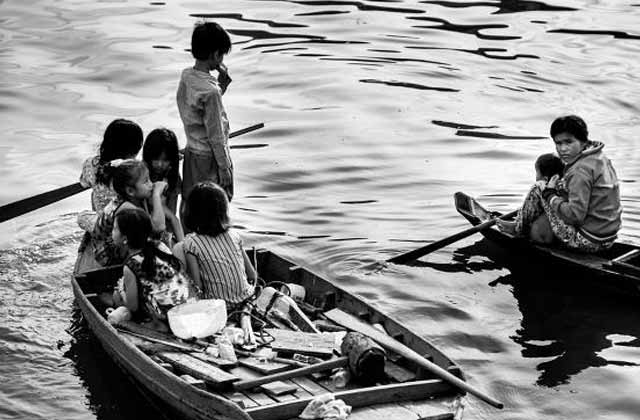 Tonle Lake Floating Village | By Flight Centre's Ken Ng