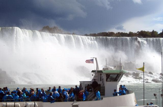 Niagra Falls, Ontario | by Flight Centre's Kieren St John