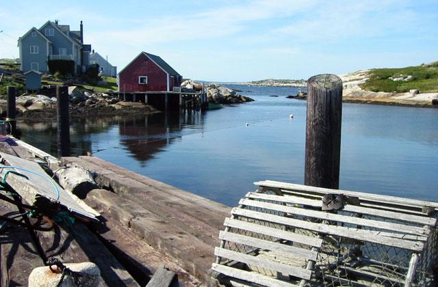 Peggy's Cove, Nova Scotia | by Flight Centre's Todd Burton