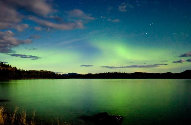 Lake Laberge, Yukon