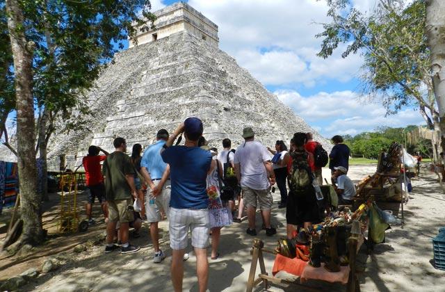 Chichen Itza, a day trip from Cancun | by Flight Centre's Tiffany Apatu