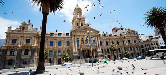 Cape Town: City Hall