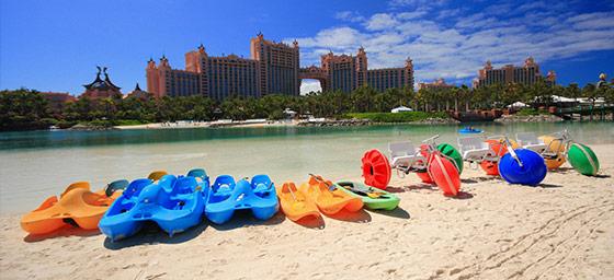 Caribbean: Atlantis Resort in the Bahamas