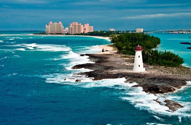 Lighthouse, Nassau, The Bahamas