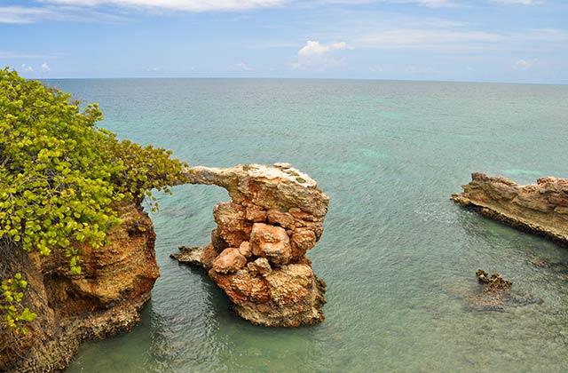 Limestone Arch, Cabo Rojo, Puerto Rico