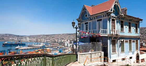 Chile: Valparaiso