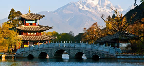 China: Black Dragon Pool Park
