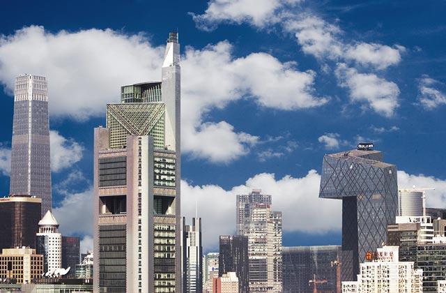 Skyline, Beijing