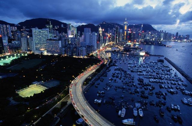 Hong Kong Bay, Hong Kong