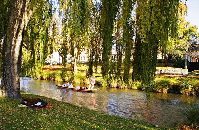 Relax by the Avon River