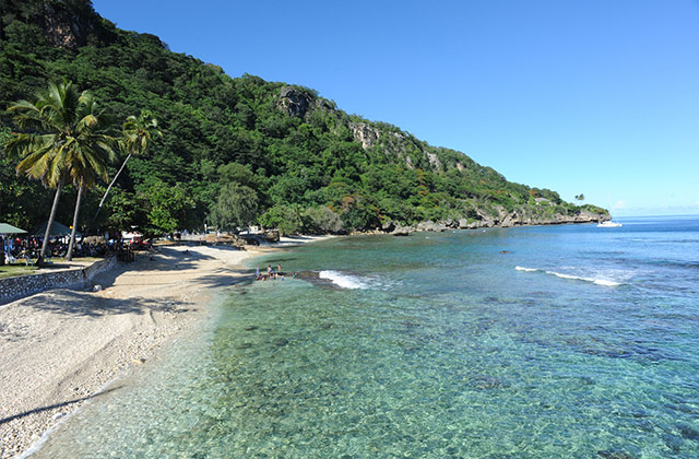 Flying Fish Cove | by the Christmas Island Tourism Association
