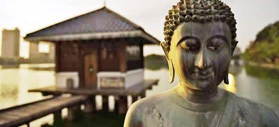 Colombo: Beira Lake