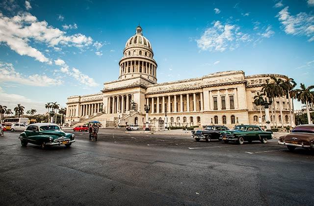 Capital Building, Havana