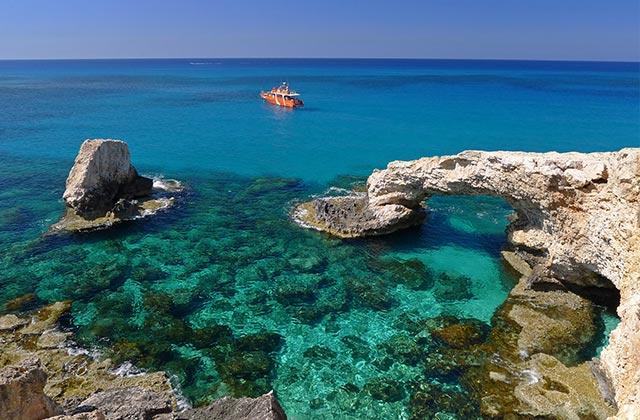 Coastline, Cyprus