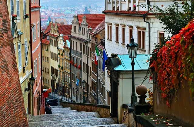 Medieval Architecture, Prague