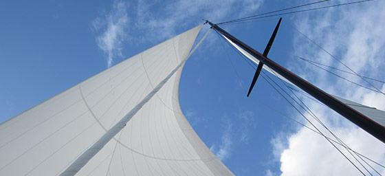 Daydream Island: Sailing