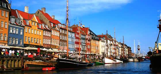 Denmark: Waterway