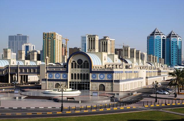 Central Souq, Sharjah
