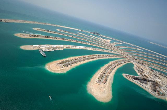 Jumeirah Palm Island