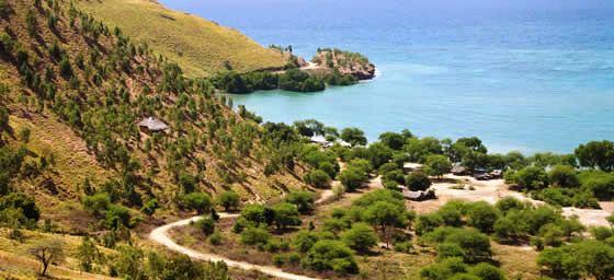 East Timor: Coastline
