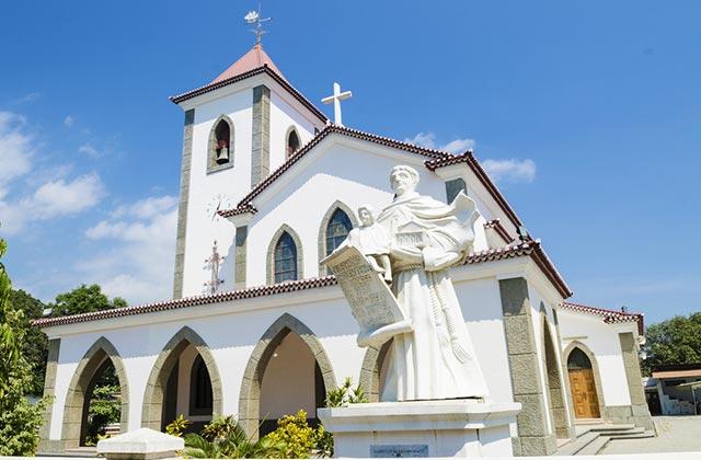 Church, Dili