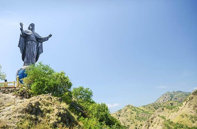 Cristo Rei Statue, near Dili
