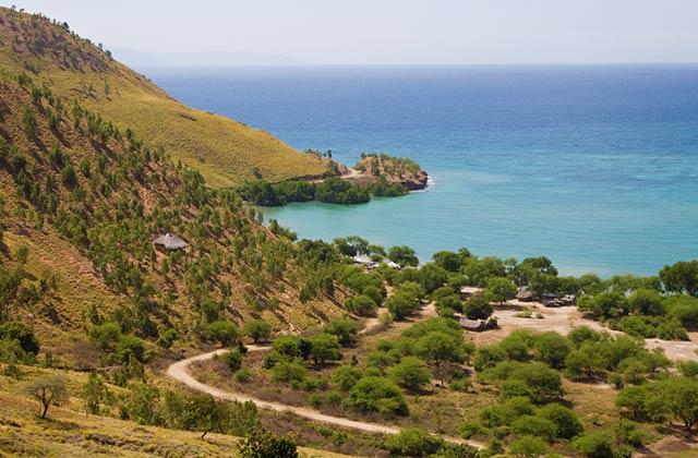Landscape, East Timor