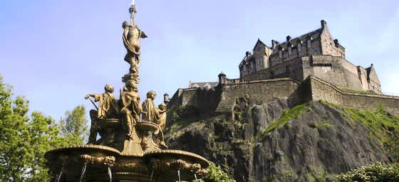 Edinburgh: Castle