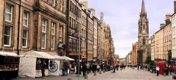 Edinburgh: Royal Mile