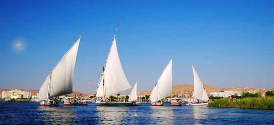 Egypt: Felucca