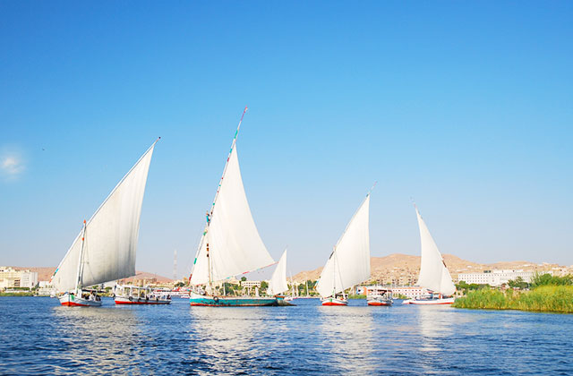 Take a felucca for a sail