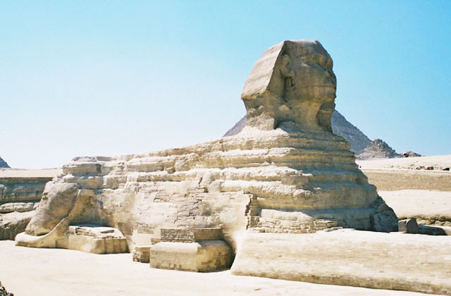 The Great Sphinx of Giza | by Flight Centre's Tiffany Apatu