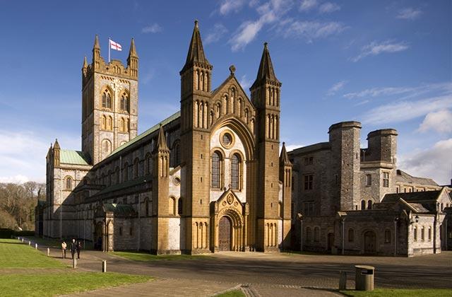 Buckfast Abbey, Buckfast, Devon