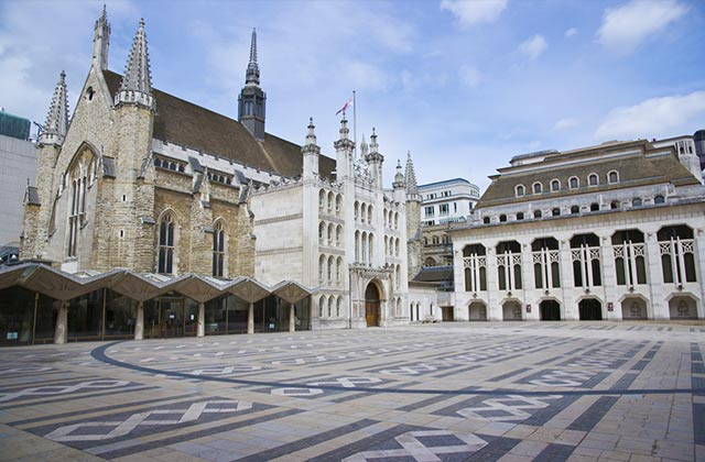 The Guildhall Art Gallery, London