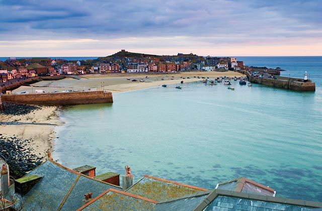 Harbour, St. Ives, Cornwall
