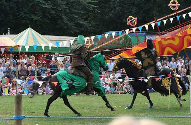 Medieval Jousting   by Flight Centre's Daniel Brown