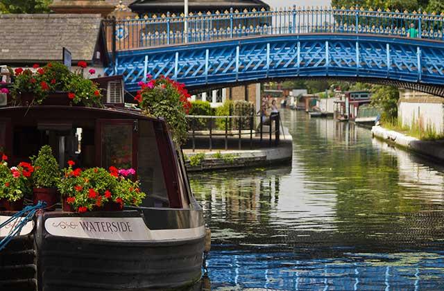 Little Venice, London   by Flight Centre's Olivia Mair