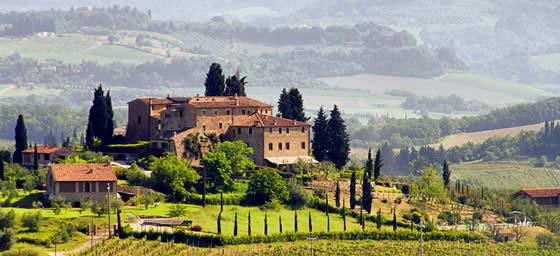 Europe: Tuscany