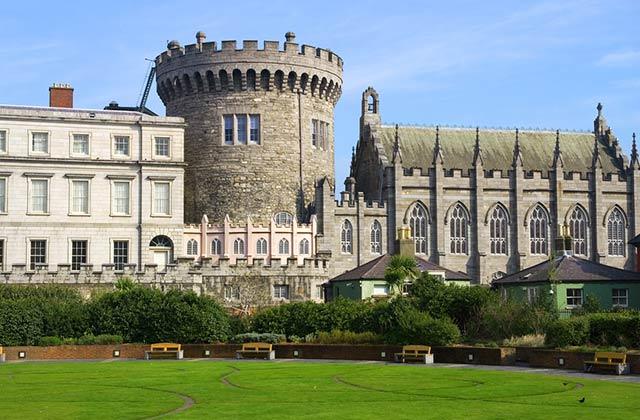 Dublin Castle, Dublin, Republic of Ireland