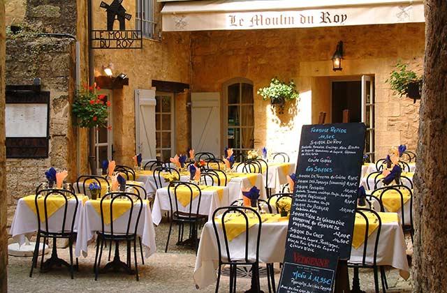 Café, Paris, France