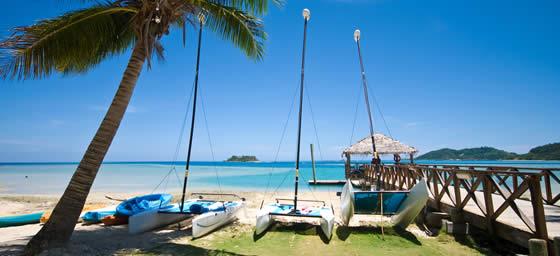 Fiji Holiday: Catamarans