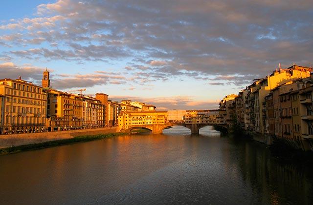 The Ponte Vecchio   by Flight Centre's Elle Patrikis