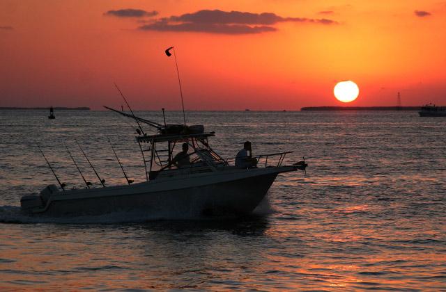 Fishing Boat, Key West